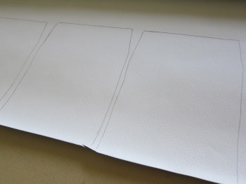 trace template on paper