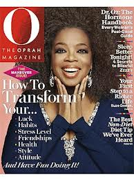 Oprah Embracing Her Natural Hair