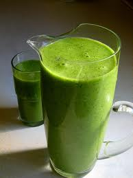 love green smoothies