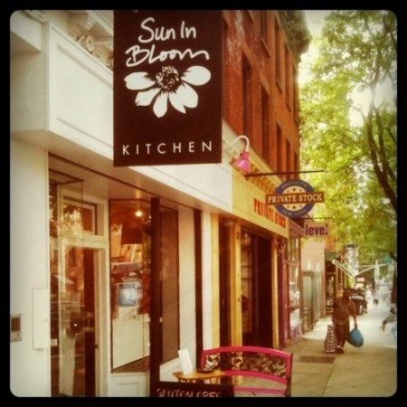 Sun-in-Bloom 460 Bergen Street, Brooklyn 718 622 4303