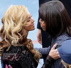 First Lady & Bey