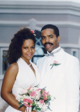 Wedding Day july 23, 1989 1 week before 30