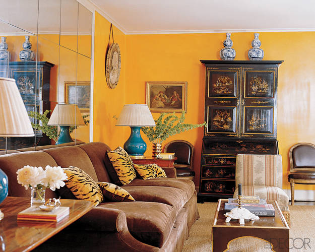 Design Ideas Orange Rooms 04 Lgn