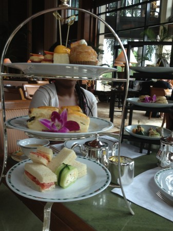 Peninsula Hotel Afternoon Tea