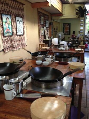A Taste Of Thai Cooking Class