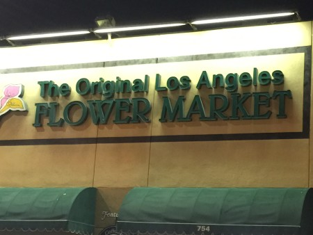 Los Angeles Flower Mart